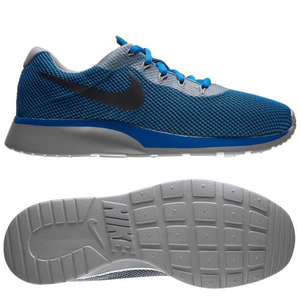 Nike Tanjun Racer - Blue Jay/Black/Wolf Grey