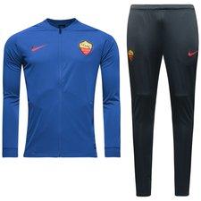 Roma Trainingspak Dry Squad Knit - Navy/Rood
