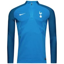 tottenham training shirt aeroswift strike drill - photo blue/binary blue/white - training tops