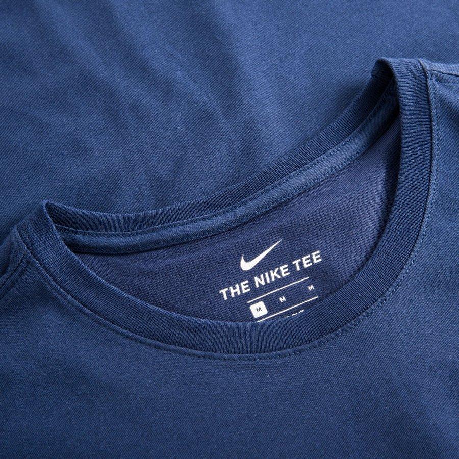 Tottenham T Skjorte Preseason HvitSort | unisportstore.no