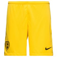 tottenham goalkeeper shorts 2017/18 yellow - football shorts