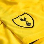 tottenham målmandsshorts 2017/18 gul - fodboldshorts