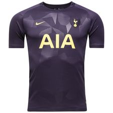 tottenham third shirt 2017/18 kids - football shirts