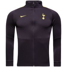 Image of   Tottenham Track Top NSW Authentic - Lilla/Gul Børn