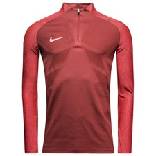 Nike Trainingsshirt AeroSwift Strike Drill - Rood/Roze
