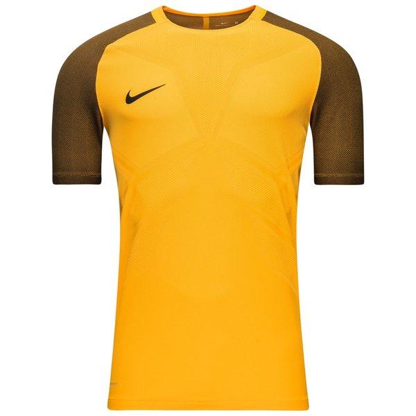Nike Training T-Shirt Aeroswift Strike - Orange/Black | www ...