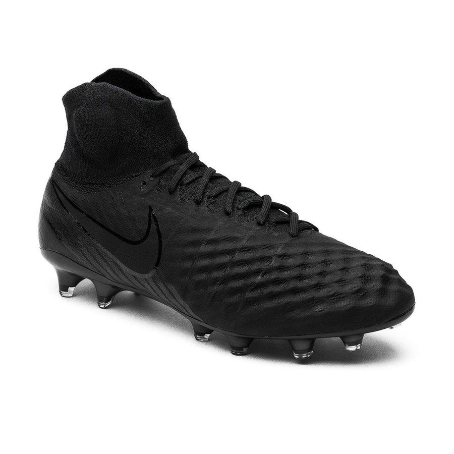 Nike Magista Obra II FG Academy Triple Black Blackout 844595-001