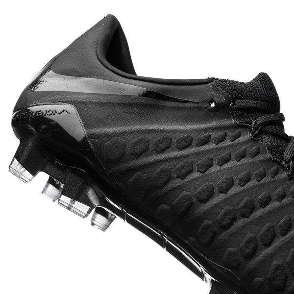 suicidio pronunciación Parpadeo  Nike Hypervenom Phantom 3 FG Academy Pack - Black | www.unisportstore.com
