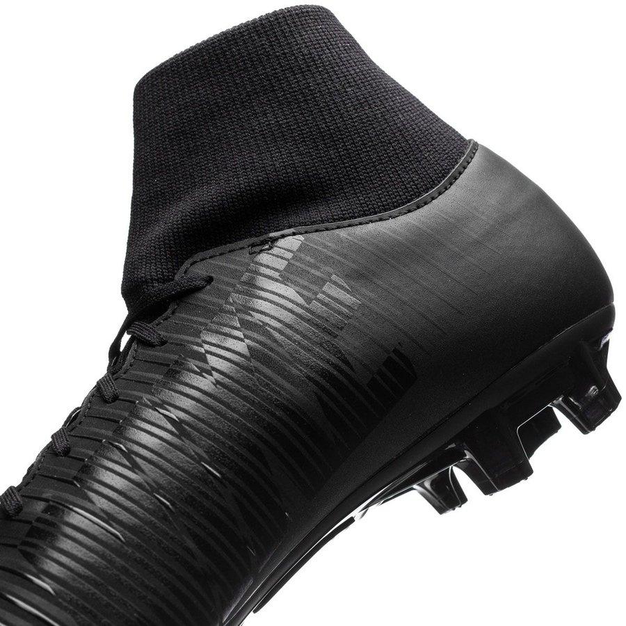 shoes nike mercurial victory vi all black shoes australia billig
