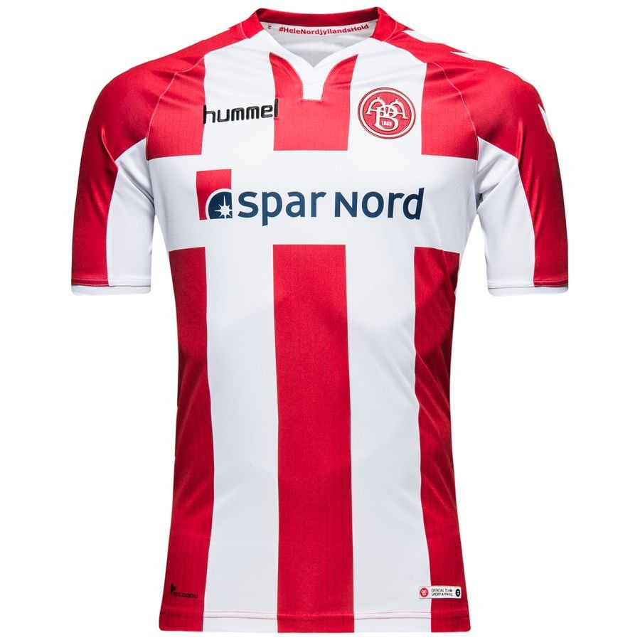 Aalborg Maillot Domicile 2017/19