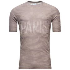 adidas t-shirt graphic pogba capsule collection season ii - brown limited edition - t-shirts