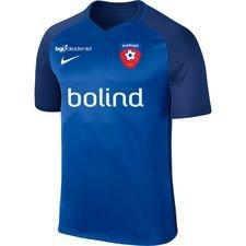 koldingq - hjemmebanetrøje blå/navy - fodboldtrøjer