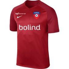 koldingq - udebanetrøje rød børn - fodboldtrøjer