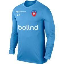 koldingq - målmandstrøje lyseblå børn - fodboldtrøjer