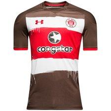 st. pauli home shirt 2017/18 kids - football shirts