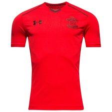 southampton trænings t-shirt - rød - t-shirts