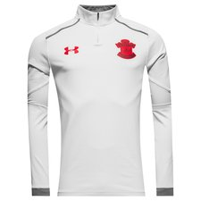 southampton training shirt 1/4 zip - grey - training tops