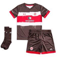 st. pauli hjemmebanetrøje 2017/18 baby-kit børn - fodboldtrøjer