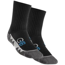 g48 grip socks - black - football socks