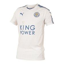 Leicester City Udebanetrøje Hvid