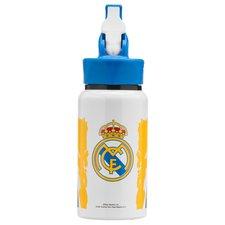 Real Madrid Vattenflaska Aluminium - Vit/Blå