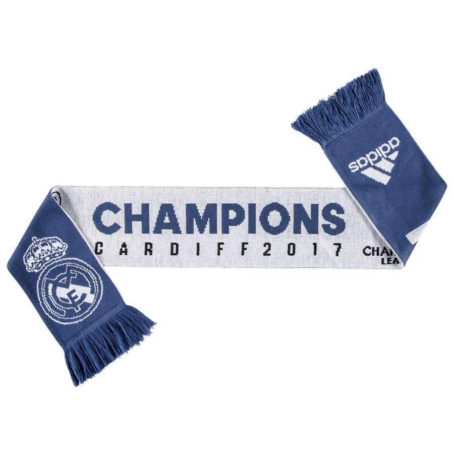 real madrid huivi champions league voittaja - sininen valkoinen - huivit ... dd004eef1e
