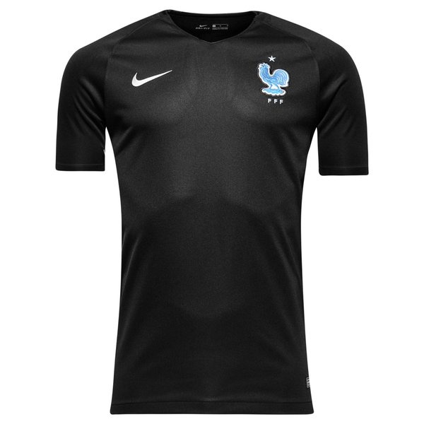 new style 9e4b0 65bcb France 3rd Shirt Black Collection 2017 GRIEZMANN 7