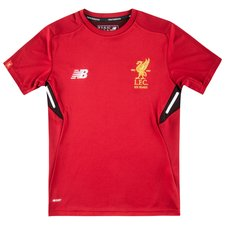 Liverpool Tränings T-Shirt Elite Motion - Röd Barn