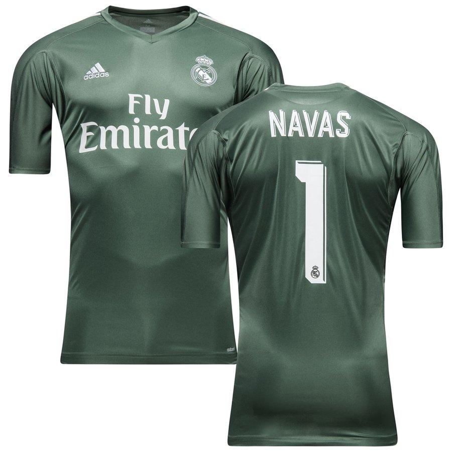 Maillot Extérieur Real Madrid Navas
