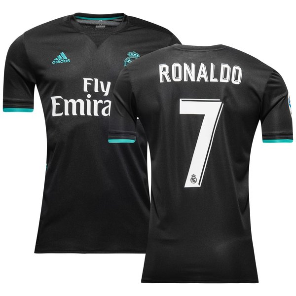 adidas REAL MADRID AWAY SHIRT KIDS