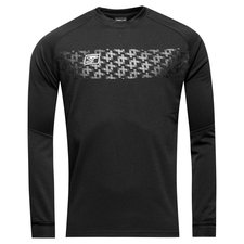 sells excel sweatshirt - black - goalkeeper equipment
