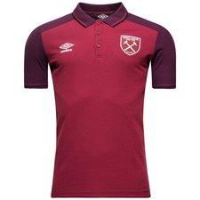 Image of   West Ham United Polo - Bordeaux