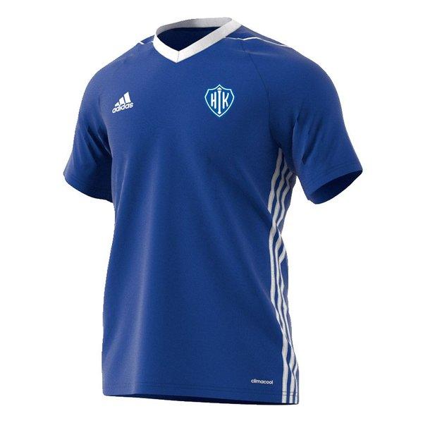 hik - udebanetrøje blå børn - fodboldtrøjer
