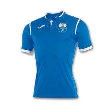 fc fjordbold - spillertrøje blå børn - fodboldtrøjer