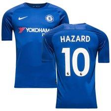 chelsea home shirt 2017/18 hazard 10 - football shirts