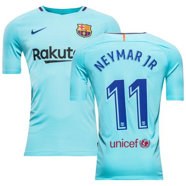 huge discount b3d60 c32b8 Barcelona Away Shirt 2017/18 Neymar JR 11