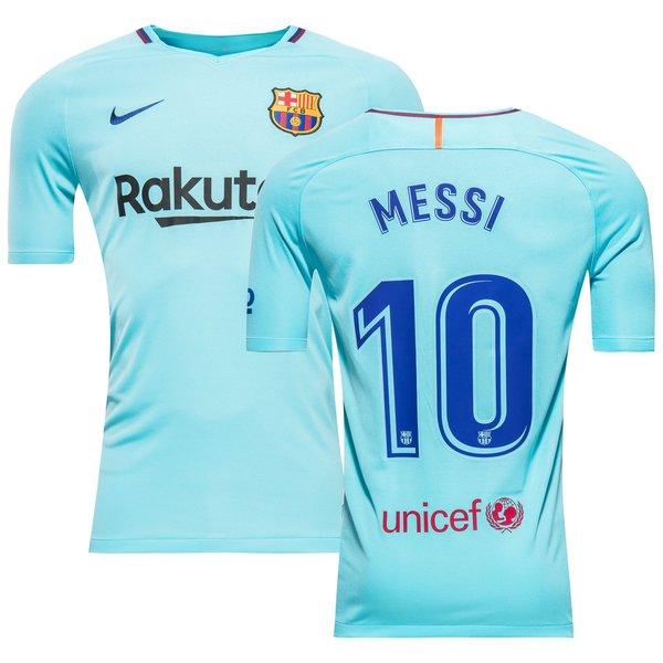 Fc barcelone maillot ext rieur 2017 18 messi 10 enfant for Barcelone maillot exterieur