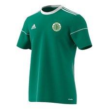brede if - hjemmebanetrøje grøn børn - fodboldtrøjer