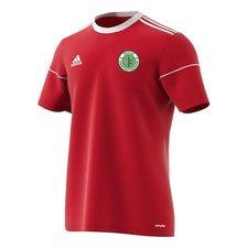 brede if - udebanetrøje rød børn - fodboldtrøjer
