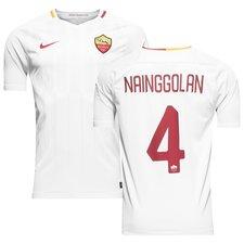 as roma udebanetrøje nainggolan 4 2017/18 - fodboldtrøjer