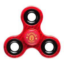 manchester united fidget spinner - red - merchandise