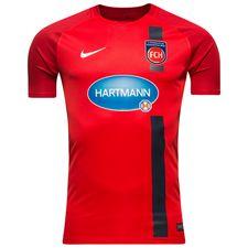 fc heidenheim hjemmebanetrøje 2017/18 - fodboldtrøjer