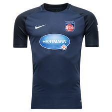 fc heidenheim udebanetrøje 2017/18 - fodboldtrøjer