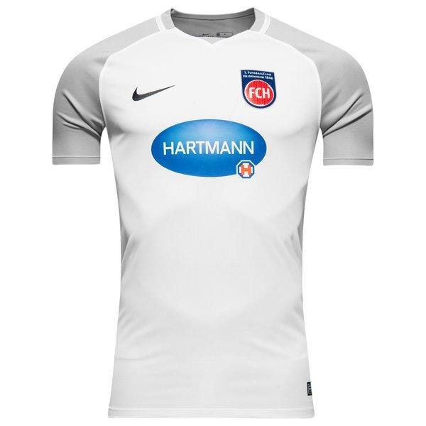 fc heidenheim 3. trøje 2017/18 - fodboldtrøjer