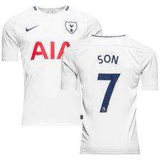 tottenham maillot domicile 2017/18 son 7 - maillots de football