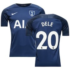 tottenham away shirt 2017/18 dele 20 kids - football shirts