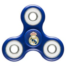 Real Madrid Fidget Spinner - Blå/Vit