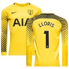 tottenham goalkeeper shirt 2017/18 lloris 1 - football shirts