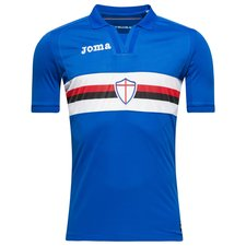 sampdoria home shirt 2017/18 - football shirts