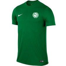ruds vedby if - hjemmebanetrøje grøn børn - fodboldtrøjer